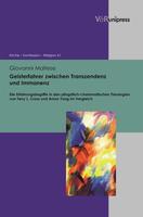Neuerscheinung: Geisterfahrer zwischen Transzendenz und Immanenz